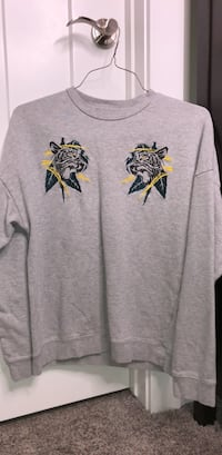 Sweatshirt with tiger print South Jordan, 84095
