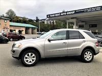 Team West Auto Group 2006 Mercedes-Benz ML350 4WD Local Low km Clean ml350 Vancouver