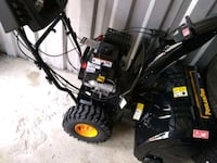 black and white push mower Capitol Heights, 20743
