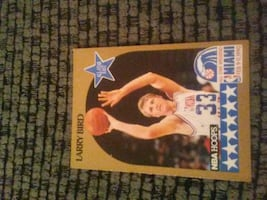 Larry Bird Miami Heat 1990 basketball card