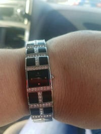 BULOVA ORIGINAL WITH SWAROVSKI CRYSTAL BRAND NEW