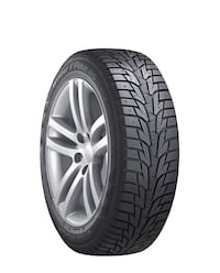 4 Hankook Winter Pike RS tires Aurora, L4G 2N6
