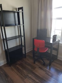 Used office set ikea brand new in greenville for Ikea greenville sc