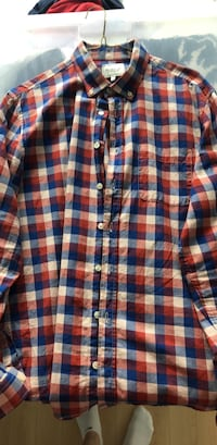 Frank and Oak shirt Toronto, M4M 1J3