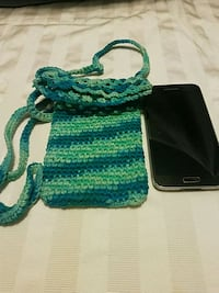 blue and green knitted bag Glen Burnie, 21060