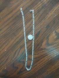 Sterling silver 22inch chain San Marcos, 78666