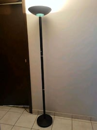 Black Metal Floor Lamp Edmonton, T5C 1N4