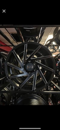 20 inch off road wheels  Sterling Heights, 48310