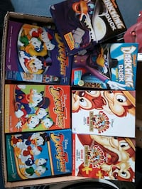 Disney Animated 90's Collection  Port Coquitlam