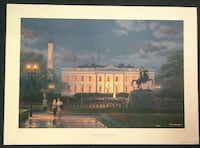 John Barber Evening at the white house. Springfield, 22150