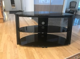 TV Stand Black in Great Condition