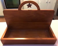 Wooden Gift or Serving tray Round Rock, 78664