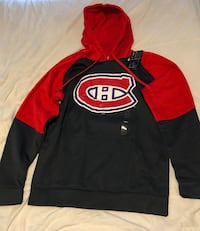 NHL Montreal Canadien Sweater Size Medium Mississauga