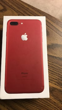 iphone 7plus project red (collectable box) Michigan City, 46360