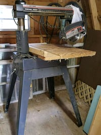 Radial saw..great machine!!....JUST REDUCED Frederick, 21702