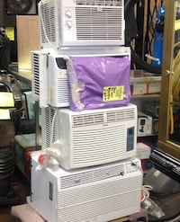 Used window ac units.  See descriptions for pricing Woodbridge, 22192