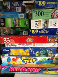Boxed GAMES Kitchener, N2A 4H5