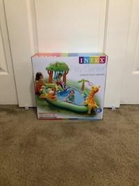 Intex Jungle Play Center Inflatable Pool