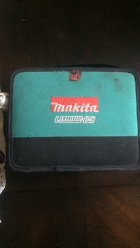 makita lithium-ion drill 7.2v ,battery,charger. Prince George, V2K