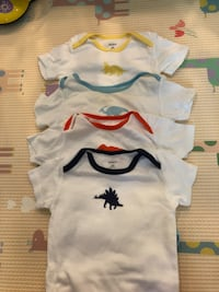 Baby's four assorted onesies Upland, 91786