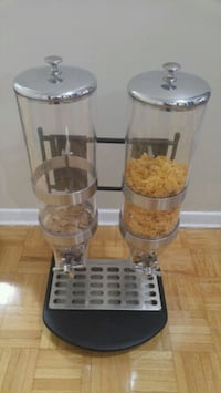 Solid heavy Professional Cereal Dispenser great !! Toronto, M1M 2Z2