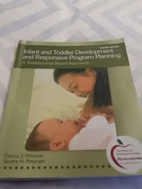 Infant and Toddler Development and Responsive Prog