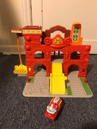 Tonka Chuck and Friends Fold and Go Fire station  Erie, 16504