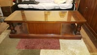 Glass top coffee table $10.00 Brantford, N3P 1G2
