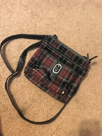 Plaid purse Stockton, 95206