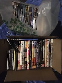 Dvds and cds  Daly City, 94014