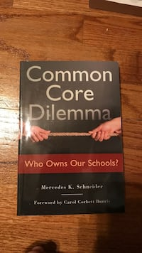 Common Core Dilemma by Mercedes K. Schneider Cold Spring Harbor, 11724