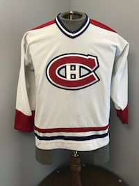 Youth Montreal Canadiens CCM Hockey Jersey