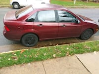red 5-door hatchback Alexandria, 22315