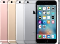 iPhone 6S Plus - Factory Unlocked - Comes w/ Box + Accessories & 1 Month Warranty  Springfield, 22150