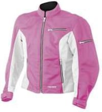 First gear woman's contour mesh motorcycle jacket