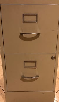 HEAVY DUTY FILE CABINET  25.