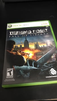 Xbox 360 Turning Point Fall of Liberty Vaughan, L4J 7Y8