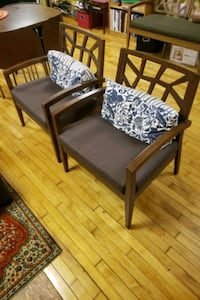Post Modern Wooden Chairs