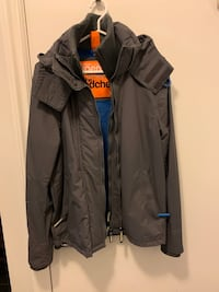 Superdry wind jacket Size S