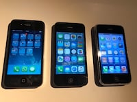 2st iphone 4s , iphone 3gs Stockholm, 123 55