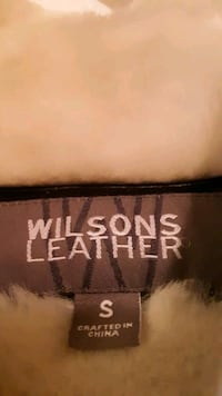 Leather coat very good condition.  Waldorf, 20601