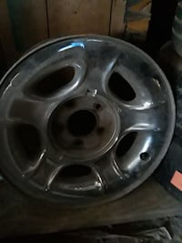 "97 ford 17"" chrome wheel"