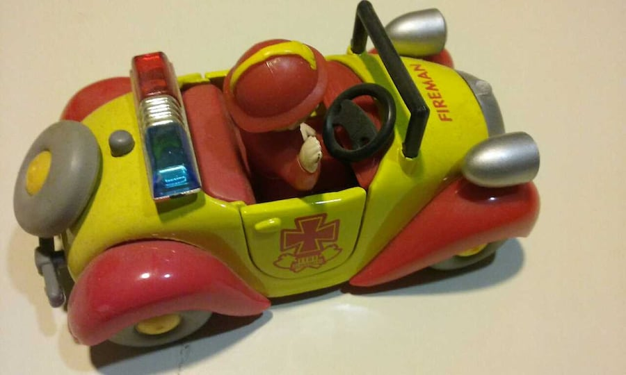 Wined Up Fireman And Spotted Puppy Cars 659f88ce-cb79-4f2d-8214-694d18c19198