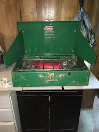COLEMAN cooking top for camping