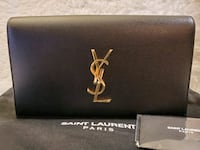 YSL clutch - Authentic - reciepts included. *reduced* Surrey, V3Z