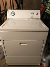 White front-load clothes dryer Lodi, 07644