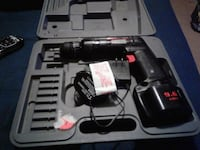 Cordless skill drill with charger
