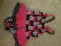 Disney Girl 12-18 Month Minnie Mouse Bathing Suit Smyrna