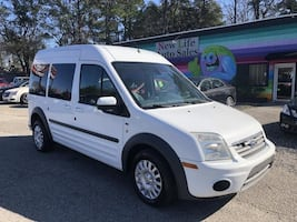 Ford Transit Connect Wagon 2011