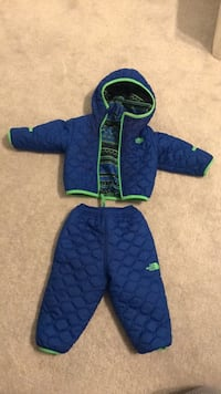 The North Face Baby Jacket and Pants Aurora, L4G 4P8